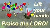 PRAISE THE LORD! Christian kids songs, kids praise songs ...