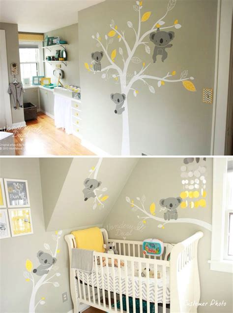 sticker chambre bebe fille awesome chambre bebe originale pictures seiunkel us