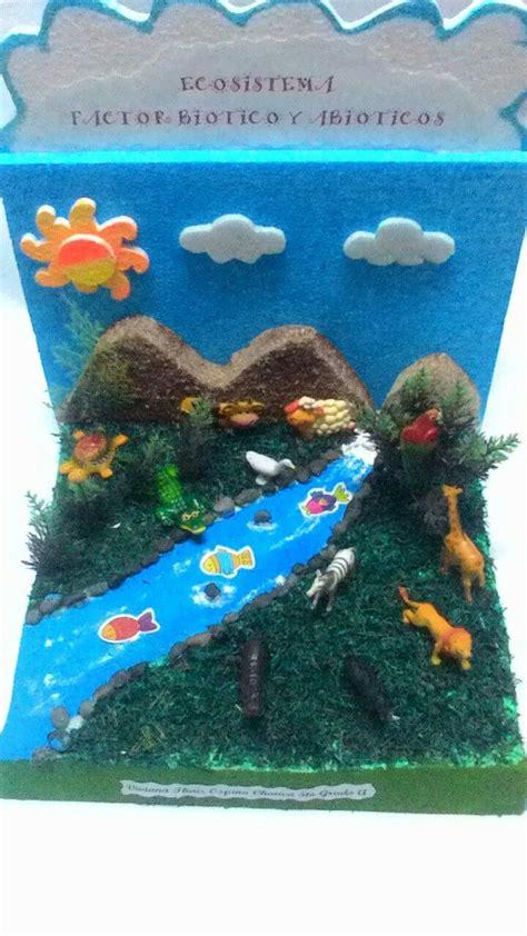 maqueta ecosistema acuatico en mi salon www reviewtechnews