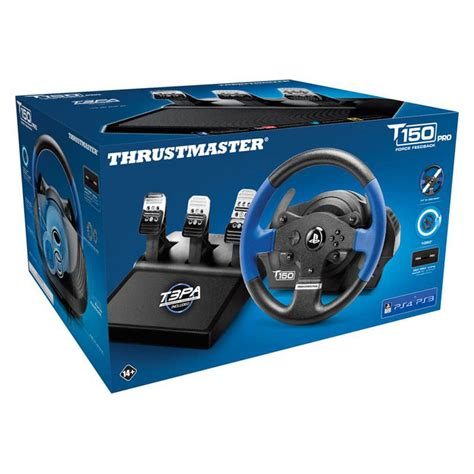 Volante Pc Feedback by Thrustmaster T150 Pro Feedback Volant Pc
