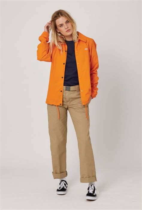 Dickies Rolls Out Full Women's Line In Europe For Summer 2018