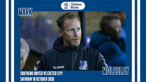 IFOLLOW BLUES: MARK'S EXETER PREVIEW - News - Southend United