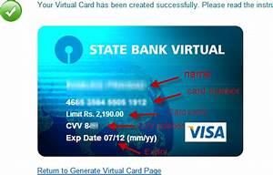 Card Number Visa : how to create state bank of india virtual credit card vcc ~ Eleganceandgraceweddings.com Haus und Dekorationen