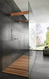 Carrelage Douche à L Italienne : la salle de bain avec douche italienne 53 photos ~ Melissatoandfro.com Idées de Décoration