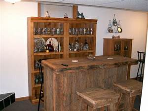 custom made custom barn wood bar images frompo With barnwood bars for sale