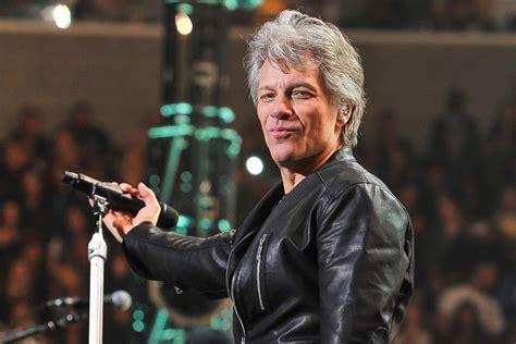 Bronchitis Forces Bon Jovi To Postpone Nyc Shows
