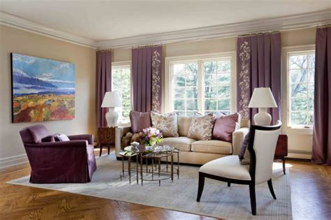Cute Pink Living Room Curtain #8351