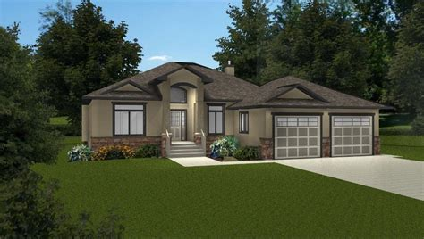 beautiful executive ranch house plans  home plans design