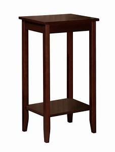 Petite Table En Bois : dhp petite table en bois de rose ~ Teatrodelosmanantiales.com Idées de Décoration