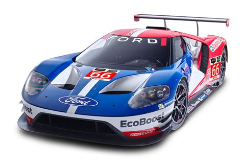 Sports Car Wallpaper 2017 Team Blue by Blue Ford Gt Race Car Png Image Pngpix