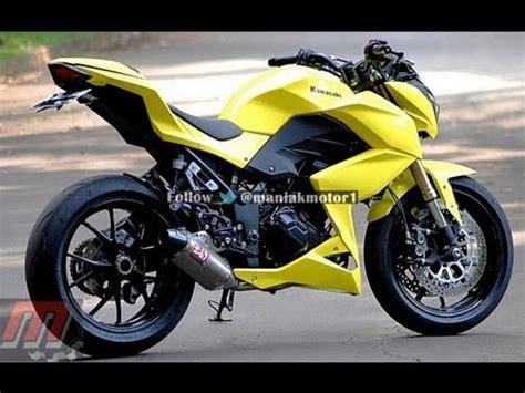 Kawasaki Z250 Modification by Kawasaki Z250 Modifikasi Doovi