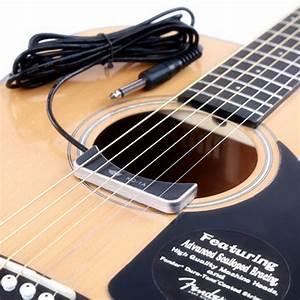 Classical Acoustic Guitar Pickup High Sensitivity Low