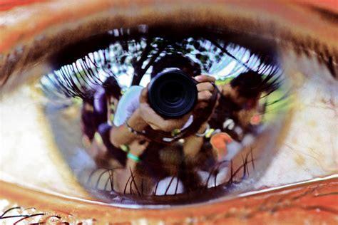 Anime Eye Reflection Reflecting A In Eye S Pupil Iris