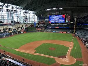 Minute Park Seating Chart With Seat Numbers Minute Park Section 316 Houston Astros