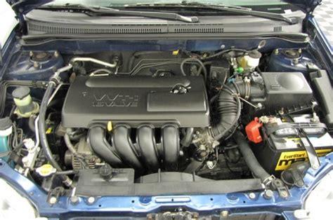 toyota car engine 2003 toyota corolla engine recalls review