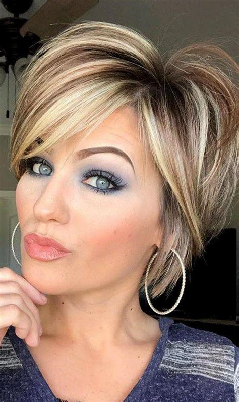 trending hairstyles 2019 short layered hairstyles evesteps
