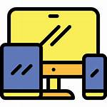 Responsive Icon Electronics Icons Pos Healthmanager Device