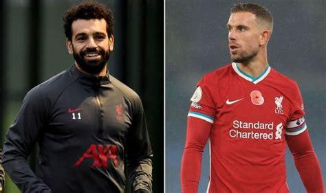 Liverpool injury news: Henderson, Robertson and Salah ...