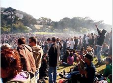 420 in the Park Gigantic Gathering at Hippie Hill