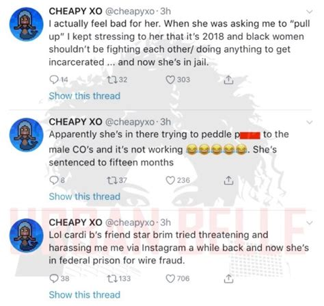 cardi b friend star brim in jail azealia banks and cardi b gear up for round 2 of beef