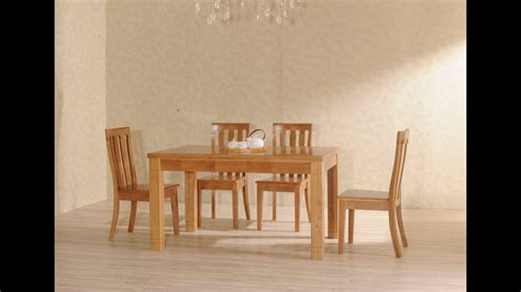 Esstisch Holz Hell by Light Wood Dining Chairs Light Wood Dining Table And