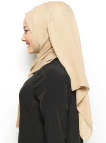 hazal camel crepe hijab  ecardin ayisahcom