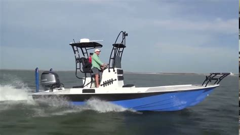 X3 Boat by Shallow Sport X3 Shoot1