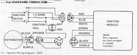 1982 Ford Ignition Module Wiring by Duraspark I Ignition Module Page 3 Ford Truck
