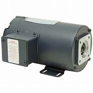 1 Hp 230  460 Vac 3450 Rpm Motor 3 Ph