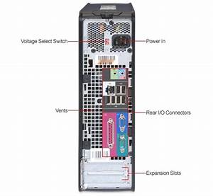 Cheap Dell Optiplex 755 Small Form Factor Desktop Pc Or
