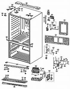 Wiring Diagram Samsung Refrigerator