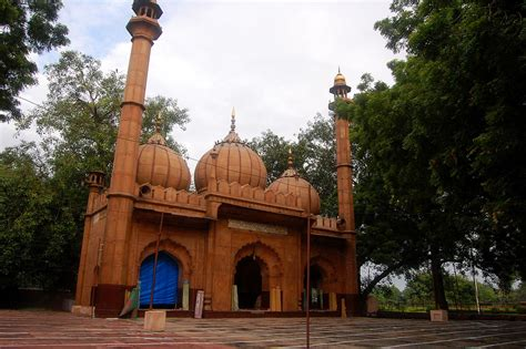 golden mosque red fort wikipedia