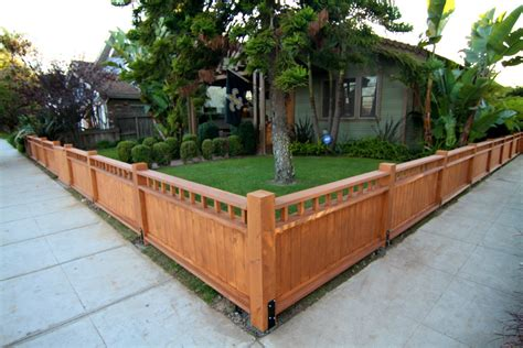 corner house fence ideas front yard fence exterior traditional with arched front door dark beeyoutifullife com