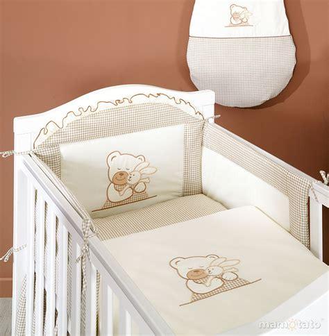 linge de lit bebe pas cher parure chambre b 233 b 233 taupe 12 pi 232 ces brod 233 e ours lapin taupe
