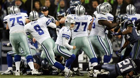 cowboys seahawks   years  emmitts record