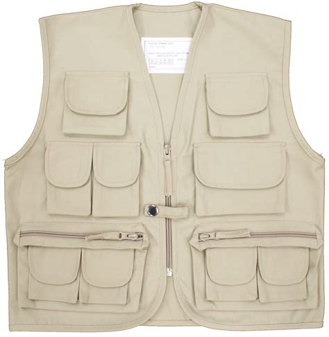 New Kids Multi Pocket Waistcoat Vest Army Uniform   Fruugo