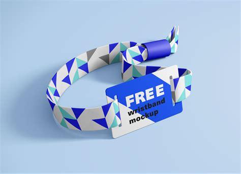 Free mockup in psd format. Free RFID Wristband Lanyard ID Card Mockup PSD - Good Mockups