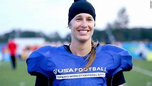 Inside the world of women's tackle football - Feb. 2, 2017