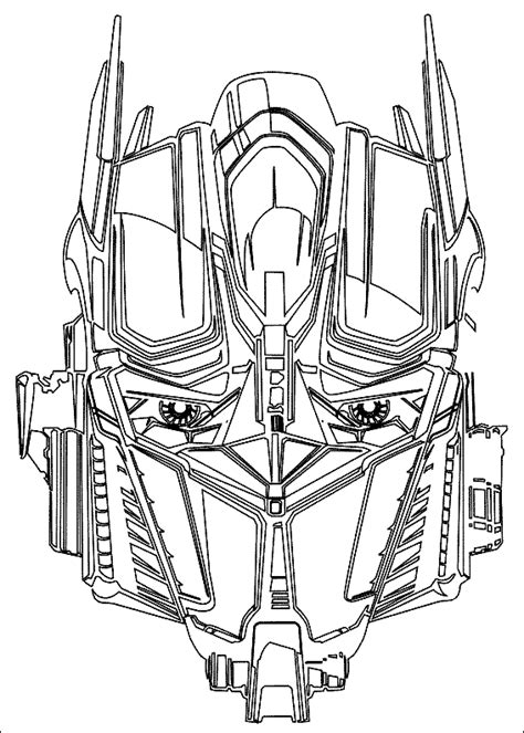Transformers Coloring Pages | Transformers Coloring Pages