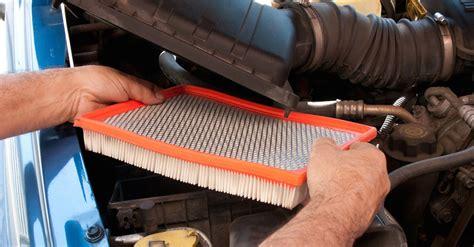 nissan box van replacing an air filter napa auto parts