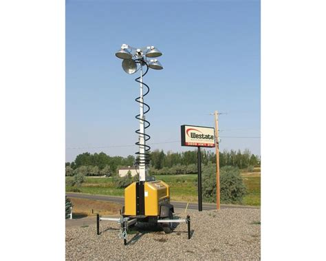 Light Tower For Sale by 2013 Allmand Bros Lite Pro V Light Tower For Sale
