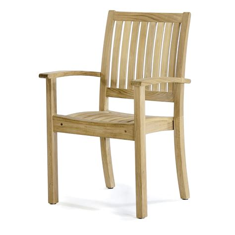 sussex teak stacking chair westminster teak