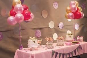 nat your average girl 1st birthday party decor