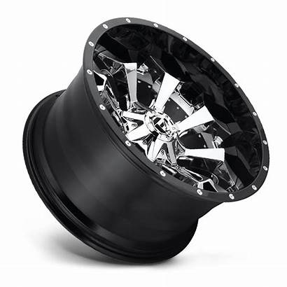 Fuel Assault Wheels D246 Chrome 20x10 Piece