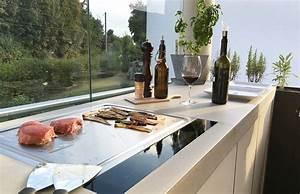 Outdoor Küche Beton : dade design outdoor k che aussenk che gartenk che ~ Michelbontemps.com Haus und Dekorationen