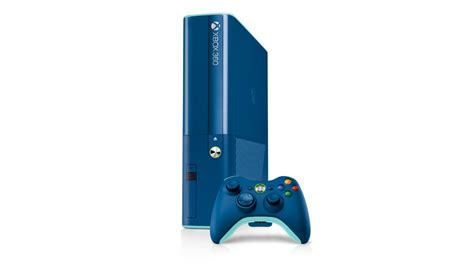 new xbox 360 console 2014 microsoft announces blue xbox 360 as part of its 2014