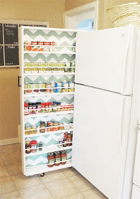 diy cuisine diy canned food organizer tutorial