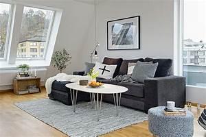 Couch Skandinavisches Design : skandinavisches design 61 verbl ffende ideen ~ Michelbontemps.com Haus und Dekorationen
