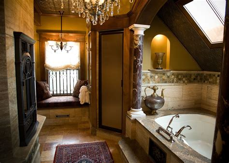 Bathrooms Of The World :  17 Interesting Bathroom Designs