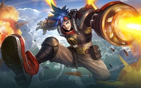 tutorial hero xborg firaga armor mobile legends